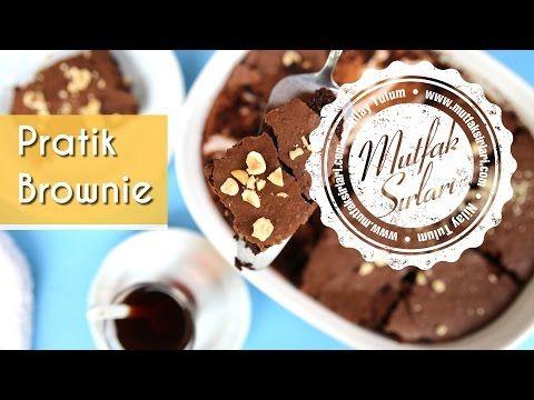 Pratik Brownie | Mutfak Sırları