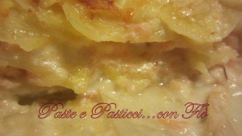 Sfoglia di salmone e patate. | Paste & Pasticci con Flò