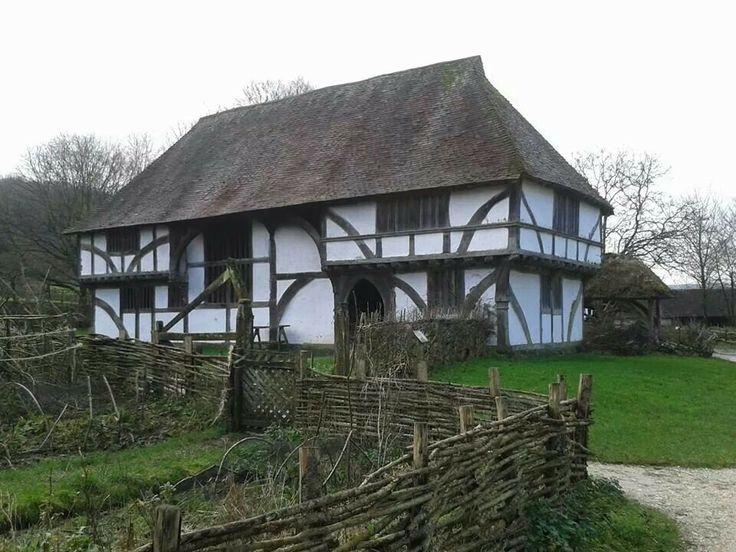Tudor Monastery Farm Tudors Pinterest Home Tudor