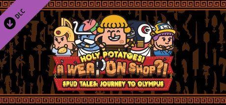 Holy Potatoes A Weapon Shop v1.0.8 Incl DLC-GOG