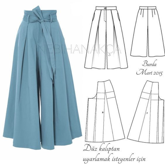 Pantalona; Calça; DIY; Faça Você Mesmo;