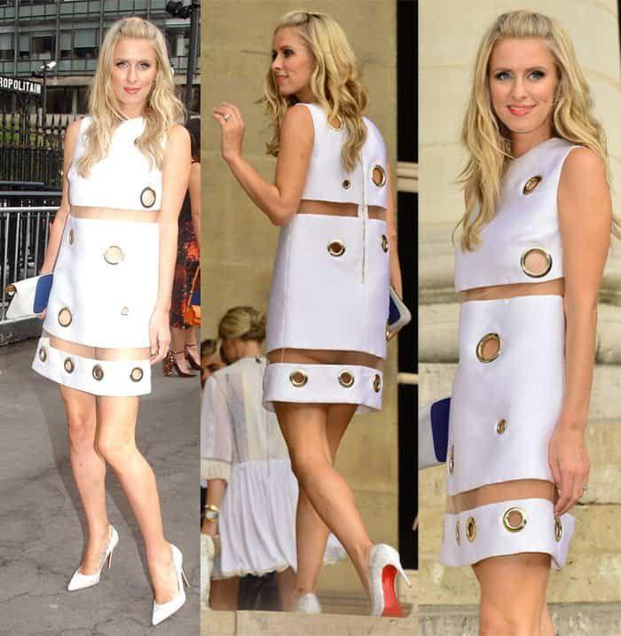 Nicky Hilton Fashion Fail Mit Bildern Minikleid Kleider