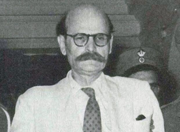 Ηγετικό στέλεχος του ΚΚΕ και μία από πιο τραγικές φιγούρες του ελληνικού κομουνιστικού κινήματος.