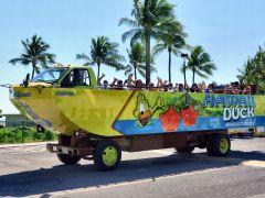 Amphibious DUCK Tours: Honolulu, Day Cruise & Pearl Harbor (from Waikiki), Oahu / Waikiki tours & activities, fun things to do in Oahu / Waikiki | HawaiiActivities.com