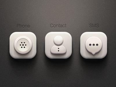 立體App Icon