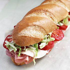 Italian Subs. The Italian Cold Cut is my favorite sub <3. So I'm def going to try out this recipe.