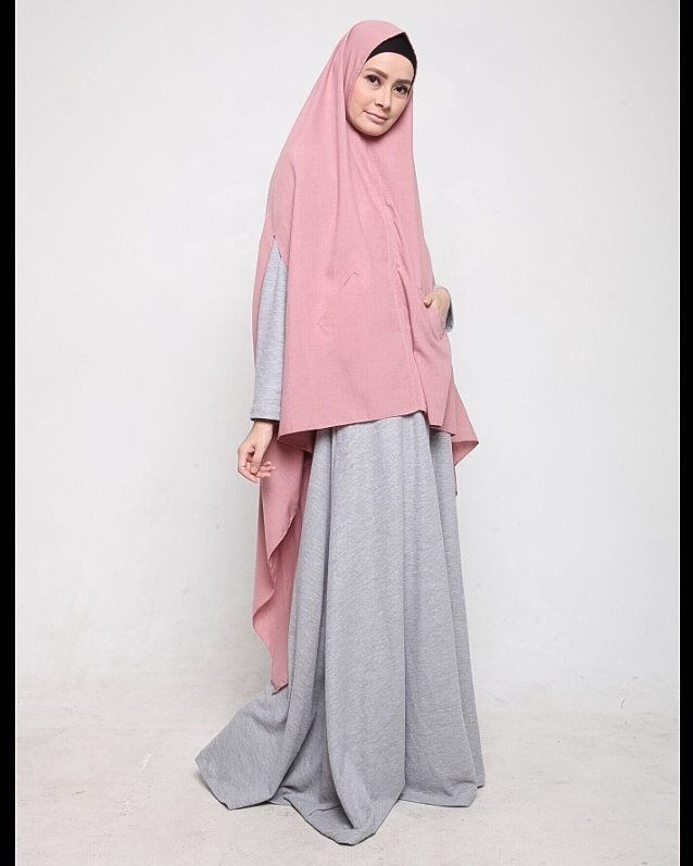 Khimar / jilbab / hijab syar'i