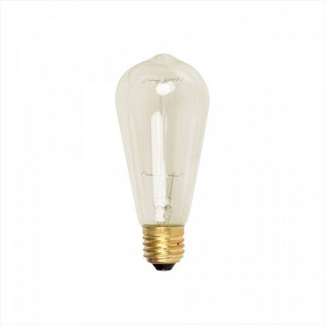 Un'omaggio a Thomas Edison. E' da qui che prende il nome la lampadina Edison di Opjet Paris. Illuminando la tua casa e creando un'atmosfera unica nel suo genere, grazie ai filamenti incandescenti che diffondono una luce calda e avvolgente.  #lamp #lighting #thomas #edison #vintage