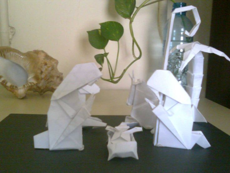 15 best maqueta images on pinterest paper models and crafts belen origami paso paso buscar con google solutioingenieria Gallery