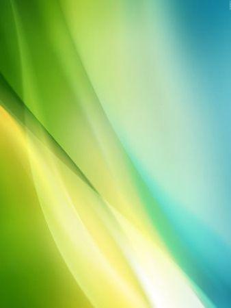 yellow blue green