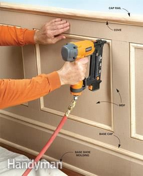 Plus Tips for Using MDF                                Do's and Don'ts of using MDF