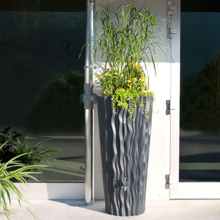 25 best ideas about regenwassertonne on pinterest. Black Bedroom Furniture Sets. Home Design Ideas