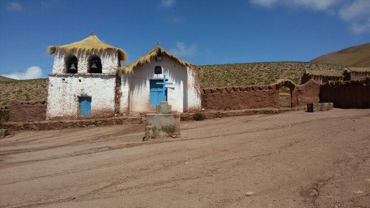 Iglesia de Machuca, San Pedro de Atacama
