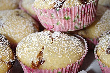 Kinderschokolade - Muffins 1