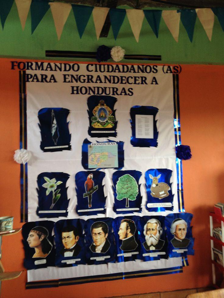 9 Best Ideas Para Decorar Aulas 15 De Septiembre Honduras