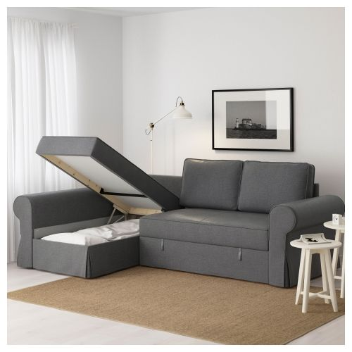 BACKABRO sofá cama con chaiselongue