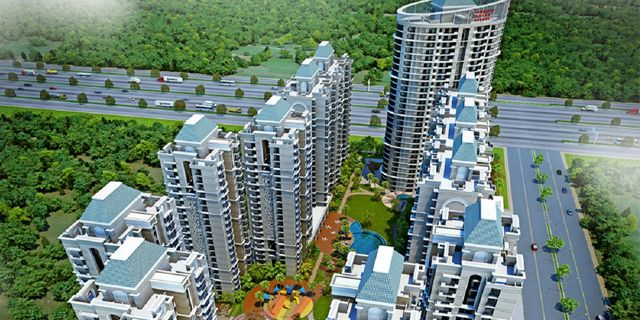 Gardenia Golf City a latest #residential #property of Gardenia Group brings 2/3 bhk apartments. http://goo.gl/J3ehvJ
