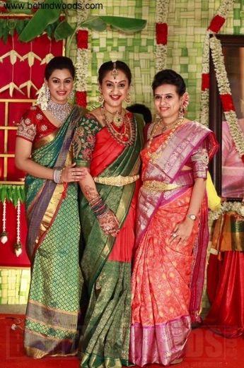 Actress Sridevi baby shower