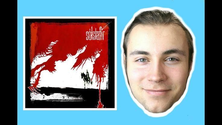 Solstafir - Svartir Sandar ALBUM REVIEW