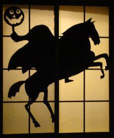 sleepy hollow halloween decorations - Google Search