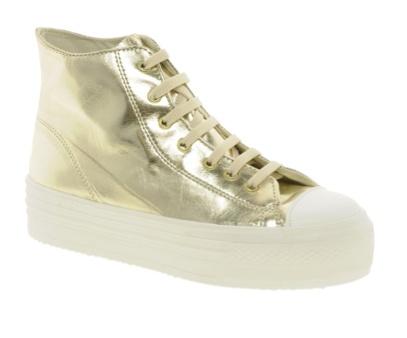 Platform Sneakers / Zapatillas con Plataforma  Converse Chuck Taylor  Taconless Shoes