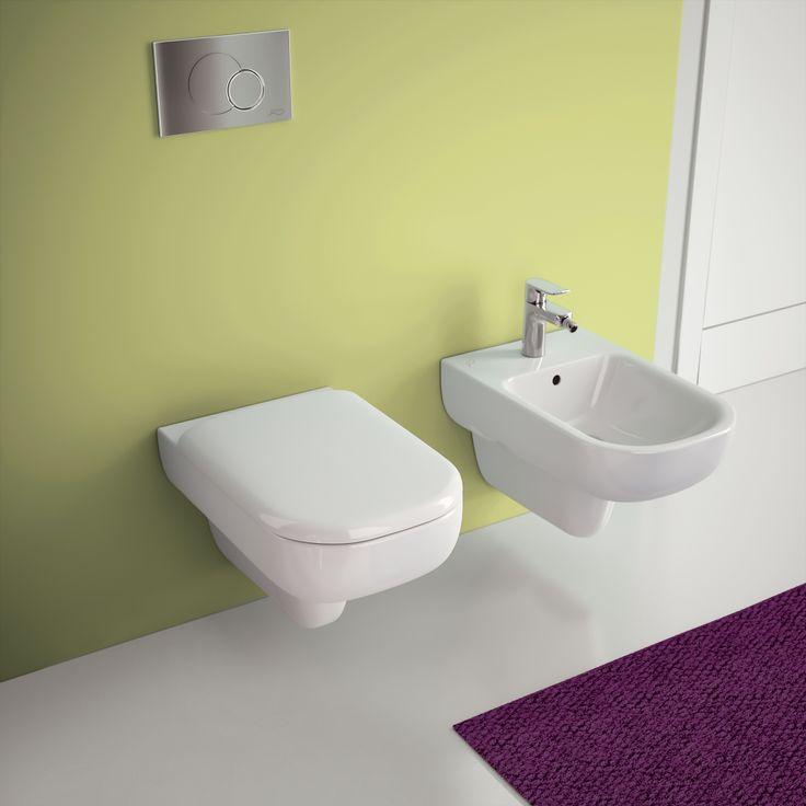 Les 25 meilleures id es concernant wc suspendu geberit sur pinterest toilet - Remplacer un bidet par un wc ...