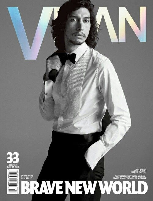 VMan33 Adam Driver