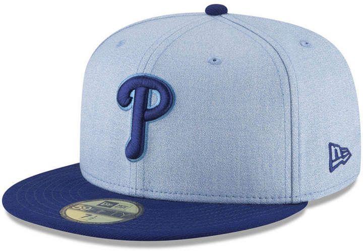 New Era Philadelphia Phillies Father S Day 59fifty Fitted Cap 2018 Fitted Caps New Era Fitted Hats