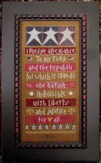 I Pledge Allegiance Sampler