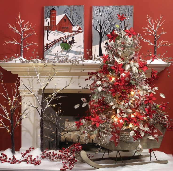 1000+ Images About Christmas Sleigh On Pinterest