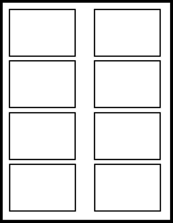 8 best Manga Panels images on Pinterest Templates, Comic books and - comic panel template