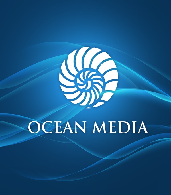 Ocean Media Corporate Identity Concept by Mirela Kefelja