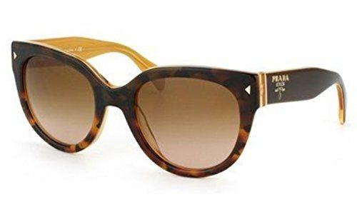 Prada Women's Mod. 17Os Sole Cateye Sunglasses, FAL1Z1  Price Β£140.21