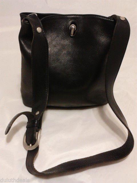 I PONTI FIRENZE ITALY leather Shoulder Bag, Bucket Bag #IPONTI #ShoulderBag