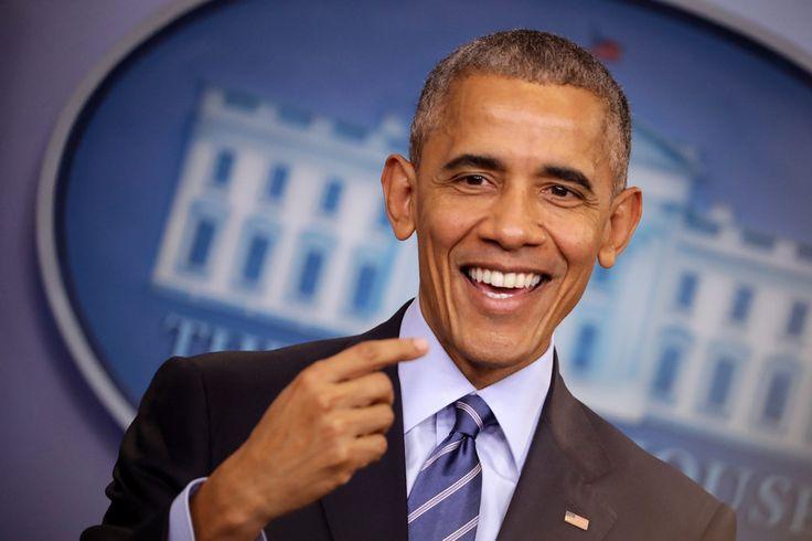 Expresso | Obama é o homem mais admirado pelos norte-americanos