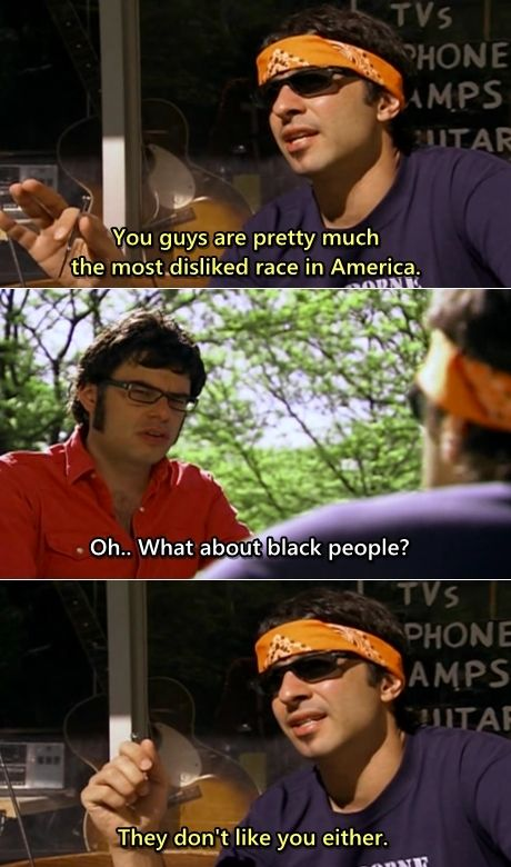 Love Flight of the Conchords