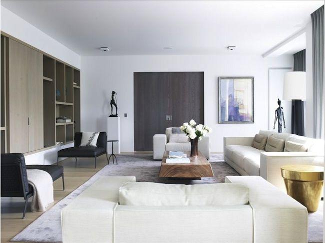 Интерьер в стиле contemporary
