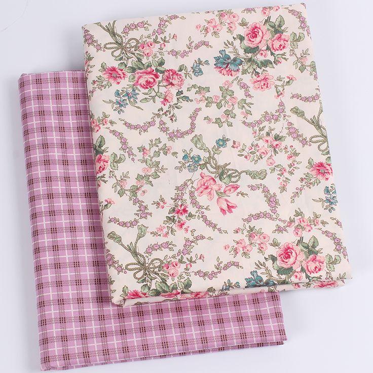 Aliexpress.com :  2016New 2pic/lot 40*50 cm baumwollgewebe tecidos algodão para…