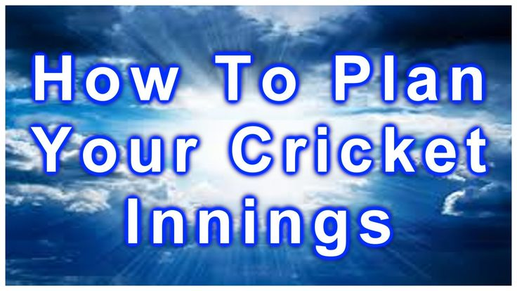 HD Cricket Coaching Batting Tips How to Play/Plan Your Best Innings in C...