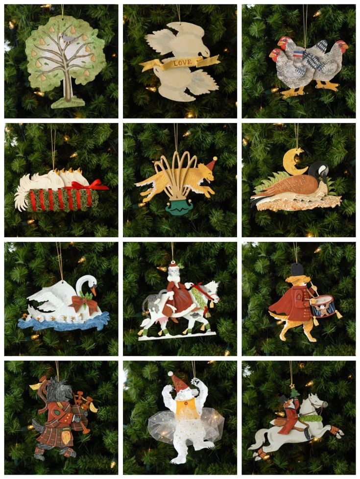 139 best 12 Days of Christmas images on Pinterest | 12 days ...