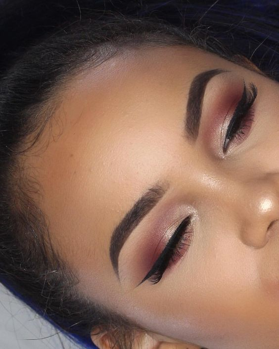 Lash factory sultry eye makeup