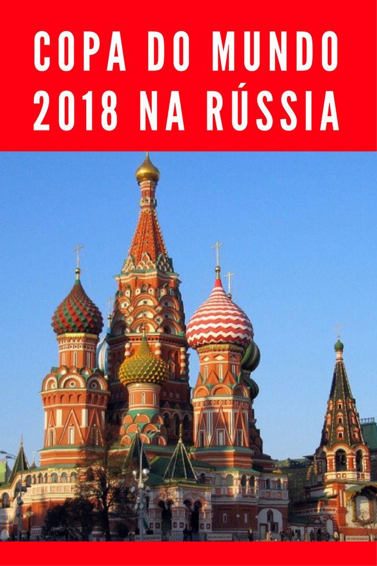 Um post com muitas informações para os que vão viajar à Rússia para acompanhar de perto a Copa do Mundo 2018. Ou para quem quer saber mais sobre o país e sobre a competição.
