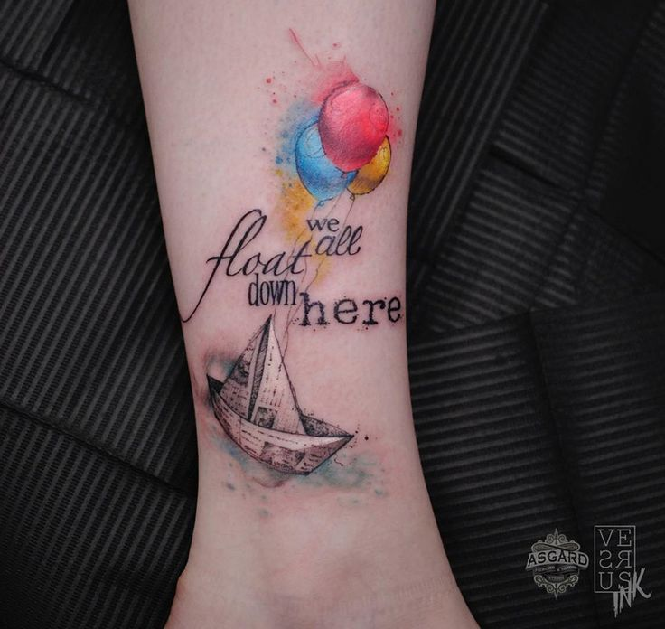 best 25 stephen king tattoos ideas on pinterest. Black Bedroom Furniture Sets. Home Design Ideas