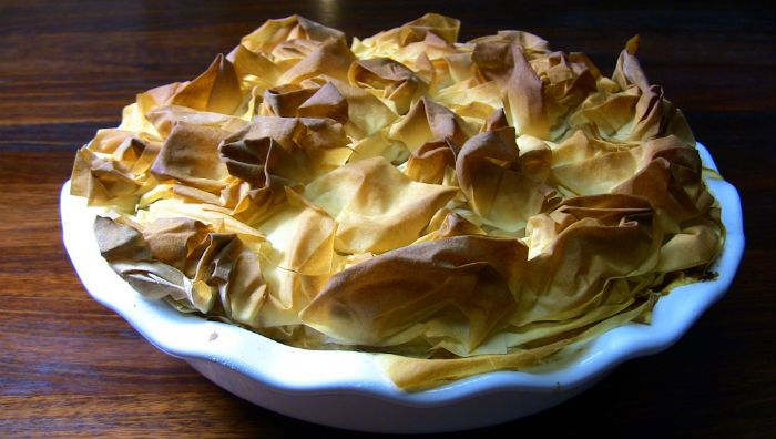 Fish Pie - creamy fish pie, low in fat and unforgettable flavour
