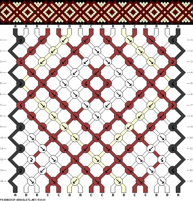 Pattern #53819 16/4