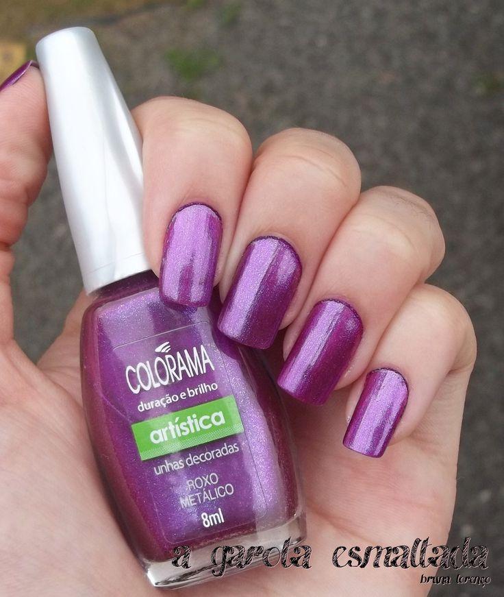 78 best Esmaltes de Uñas images on Pinterest | Nail polish, Cute ...