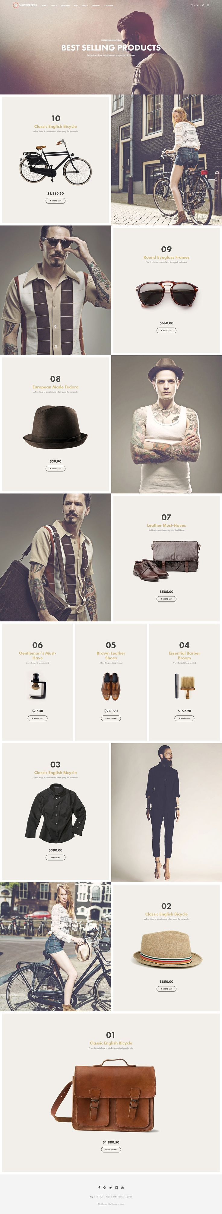 Branding web e-commerce