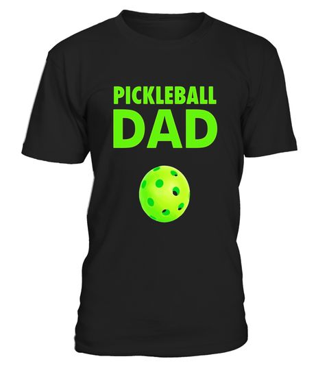 """# Pickleball Dad - Tee Shirt for Fathers .  Special Offer, not available in shops      Comes in a variety of styles and colours      Buy yours now before it is too late!      Secured payment via Visa / Mastercard / Amex / PayPal      How to place an order            Choose the model from the drop-down menu      Click on """"Buy it now""""      Choose the size and the quantity      Add your delivery address and bank details      And that's it!      Tags: Pickleball is a fun sport that combines many…"""