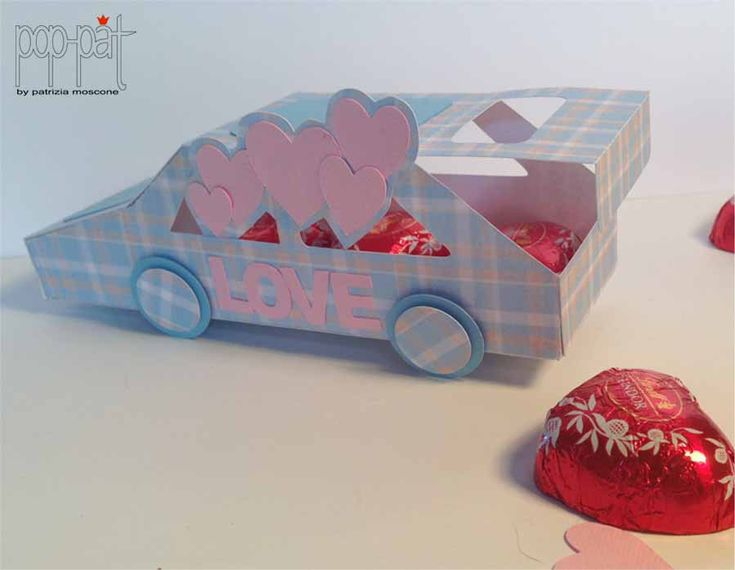 Love car by patriziamoscone on Etsy
