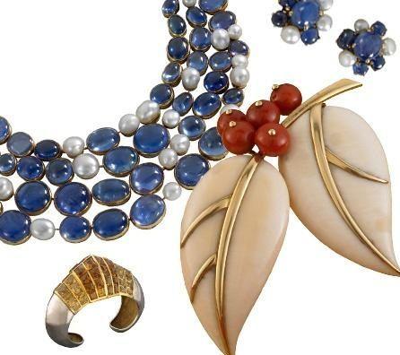 Diseñador de la joyería parisina Suzanne Belperron se convirtió en una figura icónica en la industria de la joyería dominada por los hombres del siglo XX. Ella se cree que es la primera mujer en ser conocido como un maestro joyero.
